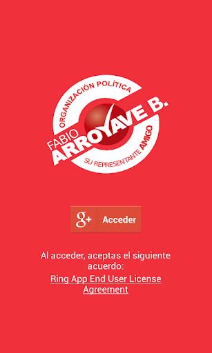Org. Fabio Arroyave