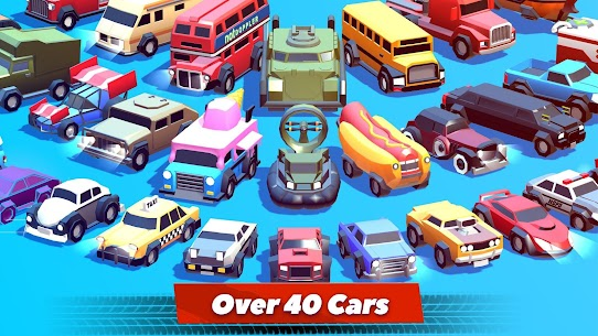 Crash of Cars MOD Apk 1.3.30 (Unlimited Coins/Gems) 4