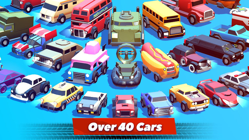 Crash of Cars Screenshot 3