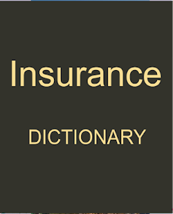 Insurance Dictionary Apk  Download For Android 1
