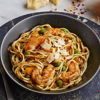 Barilla® Pesto and Pepper Pasta Bowl.