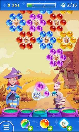 Bubble Witch 2 Saga  Screenshots 6
