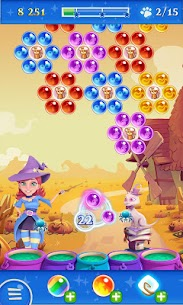Bubble Witch 2 Saga MOD (Unlimited Lives/Boosters/Moves) 6