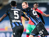 Bruges encore plus fort en Europa League qu'en Champions League