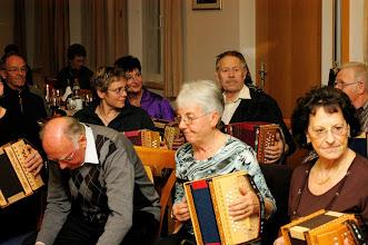 Photo: Beim fröhlichen Musizieren