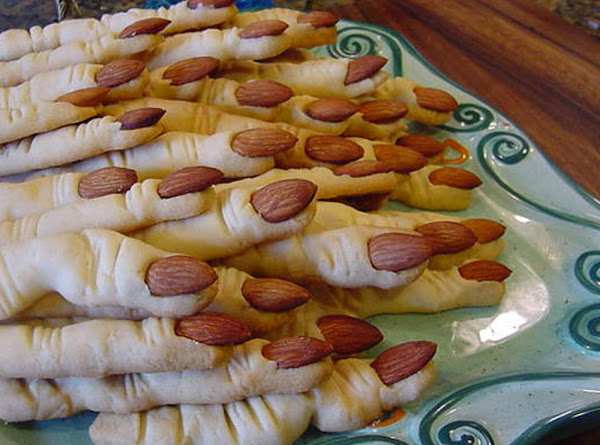 Spooky Witches Fingers Recipe