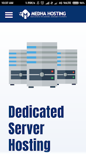 MedhaHosting - Dedicated Servers VPS  IT Services - náhled