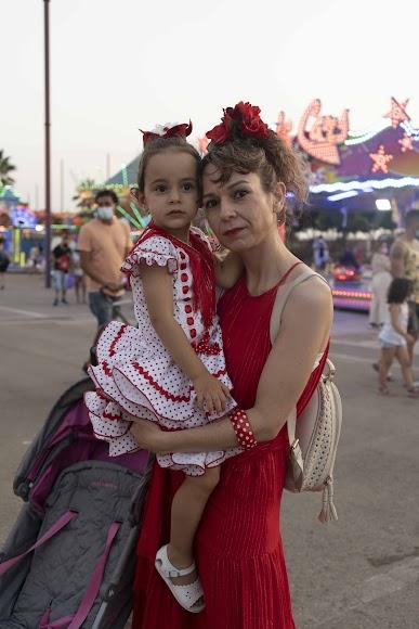 Mari Carmen Flores y Valentina (3)