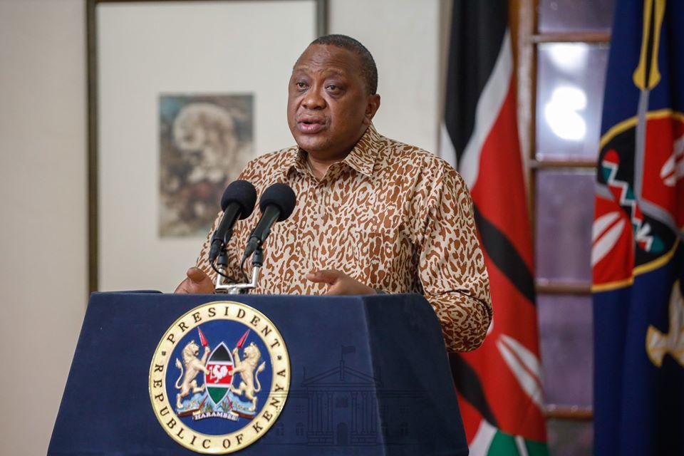 Uhuru scolds son for breaking curfew rules to meet 'girlfriend'