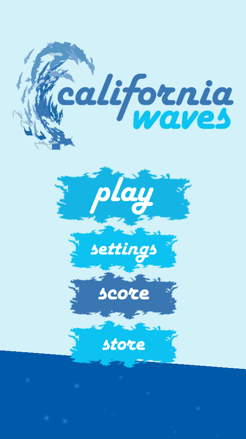 California Waves - Barrel Surf- screenshot