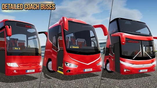 BUS SIMULATOR MOD APK ULTIMATE DOWNLOAD FREE HACKED VERSION 4