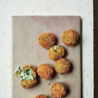 Spinach & Goat's Cheese Croquetas