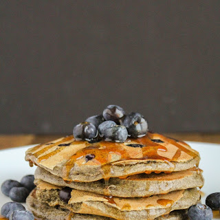 Blueberry Buckwheat Pancakes Recipes