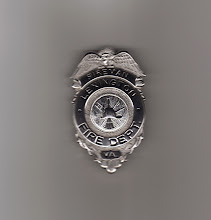 Photo: Lexington Fire, Badge
