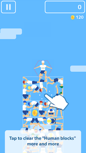 Human Tower 1.0.7 screenshots 1
