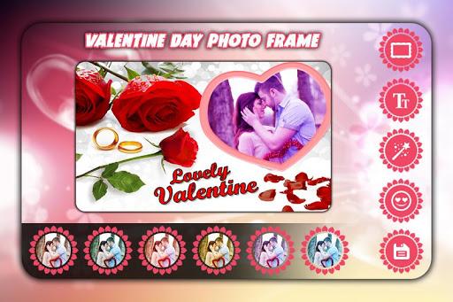 Valentine Day Photo Frame 2018 1.13 screenshots 3