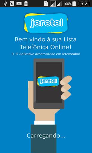Jeretel-Telefones de Jeremoabo