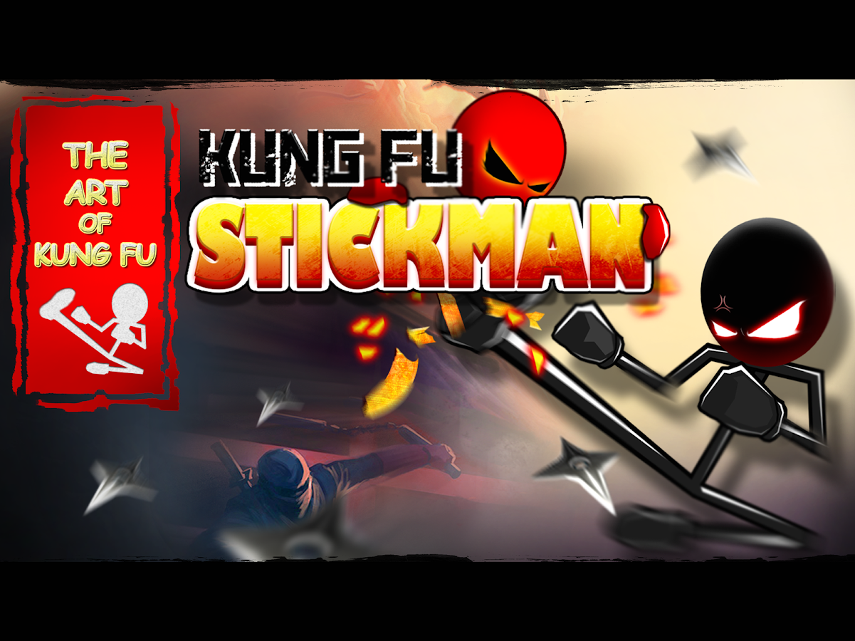 Kung Fu Stickman 3 Warriors: League Of Legend- screenshot