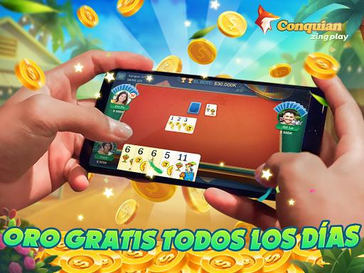 Conquian Zingplay: el mejor juego de cartas gratis filehippodl screenshot 8