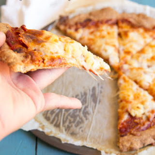 Low Carb Pizza Crust.