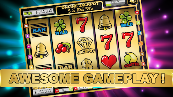 New Slots 2017 - Deluxe Vegas- screenshot thumbnail