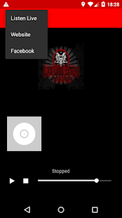Black Label  Metal Radio- screenshot thumbnail