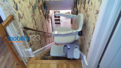 Photo: Stairlift Atlantic County