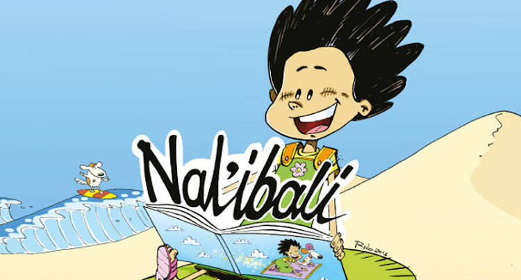 Nal'ibali hosts a reading club every week in Kwanobuhle in Uitenhage