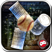 Can Knockdown Tin Smash Hit a Baseball Strike Game