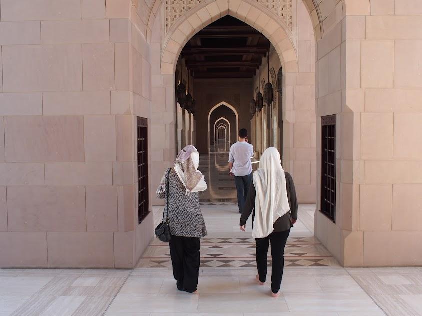 oman grand mosque 3