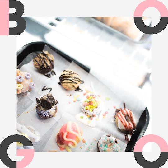 Buy One Get One Treats - Instagram Post Template