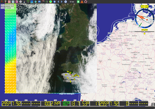 qtVlm Navigation and Weather Routing 5.9 screenshots 14