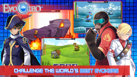 EvoCreo – Lite: A free monster battle RPG App Latest Version Download For Android and iPhone 7