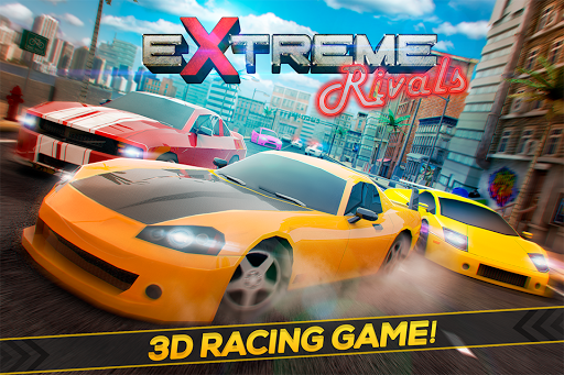 Extreme Rivals Car Racing Game 1.0.0 screenshots 1