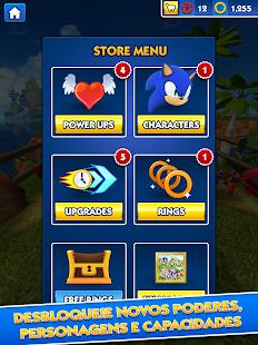 Sonic Dash: miniatura da captura de tela