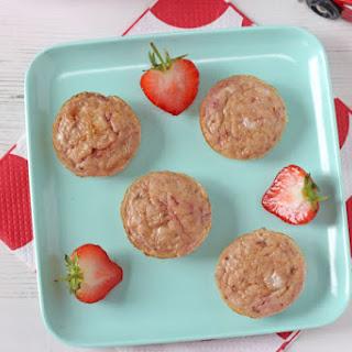 Mini Banana & Egg Muffins for Baby Weaning Recipe