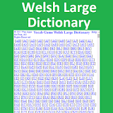 Vocab Game Welsh Large Dictionary