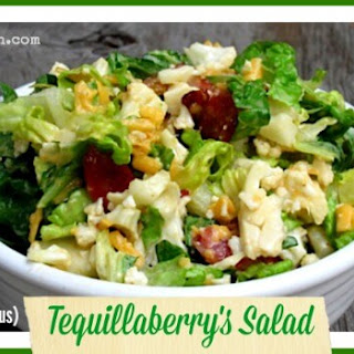 Tequillaberry's Salad