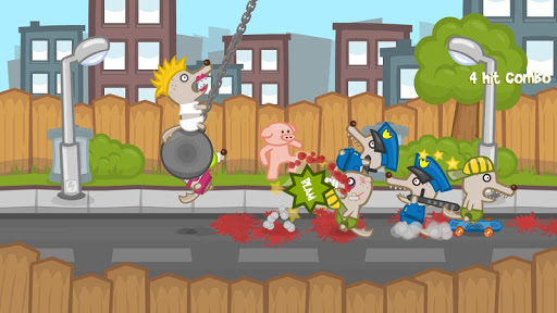 Iron Snout+ Pig Fighting Game 1.0.21 screenshots 8