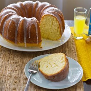 Limoncello Bundt Cake.