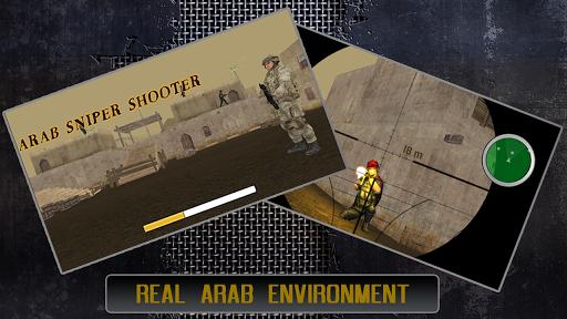 Arab Sniper Shooter