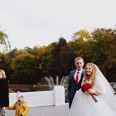 Wedding photographer Oksana Dornyak (sali1). Photo of 24.01.2014