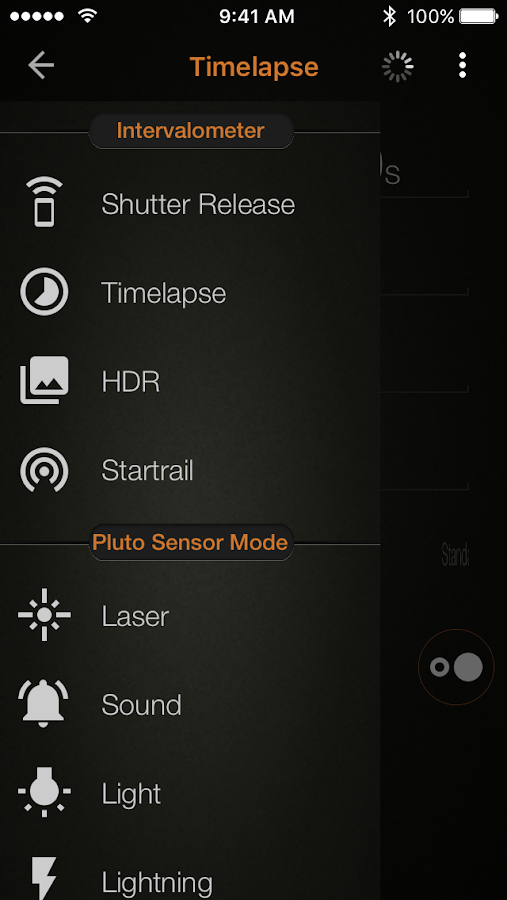 Pluto Trigger- screenshot