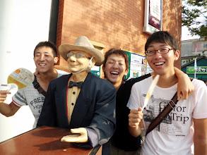 Photo: 3バカとムツゴロウさん