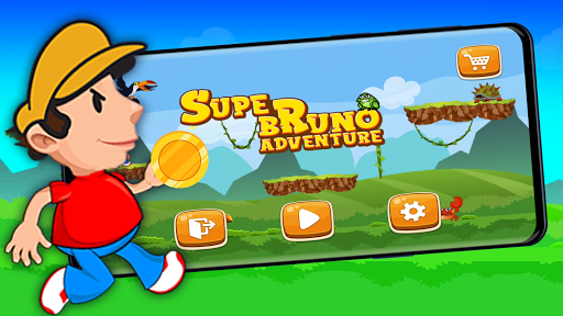 Super Bruno Adventures screenshot 1