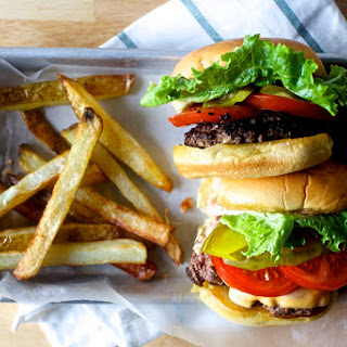 Fake Shack Burger.