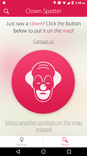 玩免費新聞APP|下載Clown Spotter app不用錢|硬是要APP