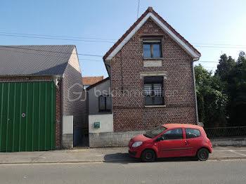 maison à Bucquoy (62)