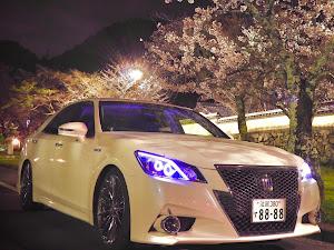 クラウンアスリート AWS210のカスタム事例画像 kurumi(姉貴)【王冠】さんの2020年04月01日08:43の投稿