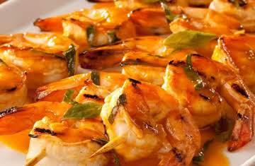 Grilled Shrimp